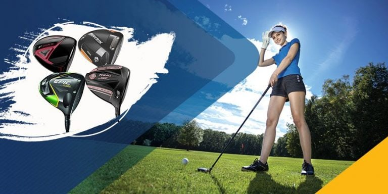 Best Golf Drivers for Women to Hit Straight and Long