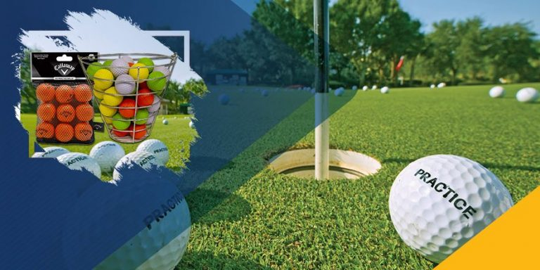 Best Practice Golf Balls for Your Home/Backyard Practice Sessions