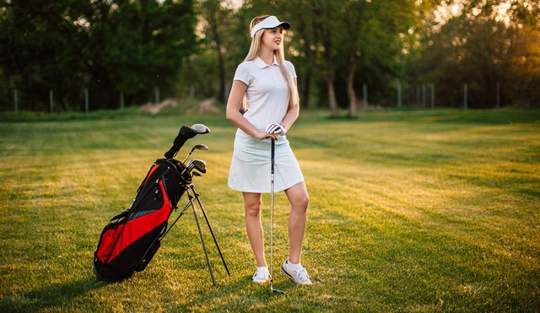 Best Golf Clubs for Petite Ladies with the Correct Shaft Length and Flex