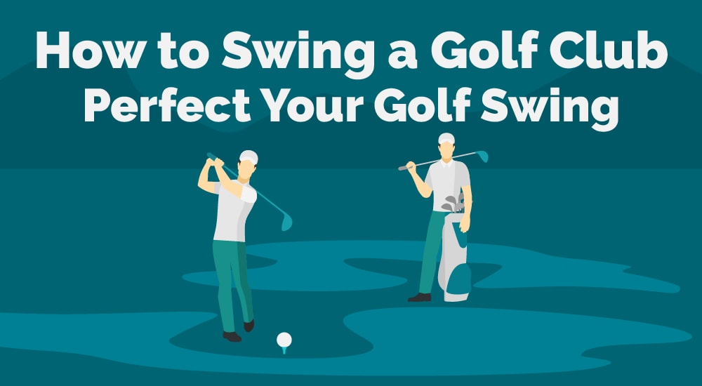 How to Swing a Golf Club. Perfect Your Golf Swing.