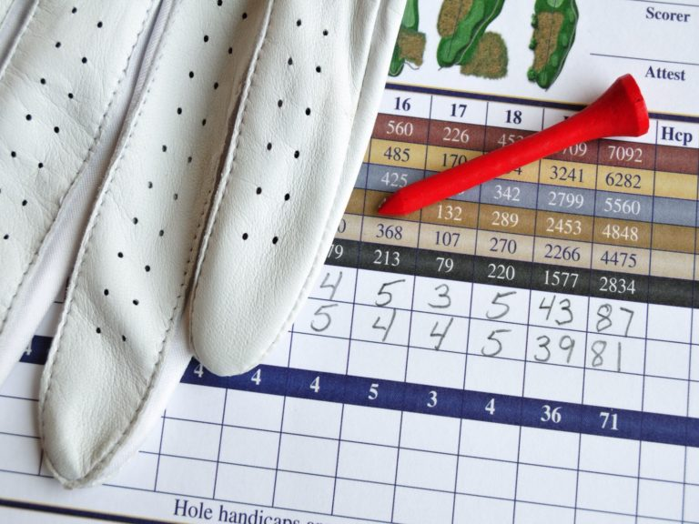 What Is a Good Golf Score?