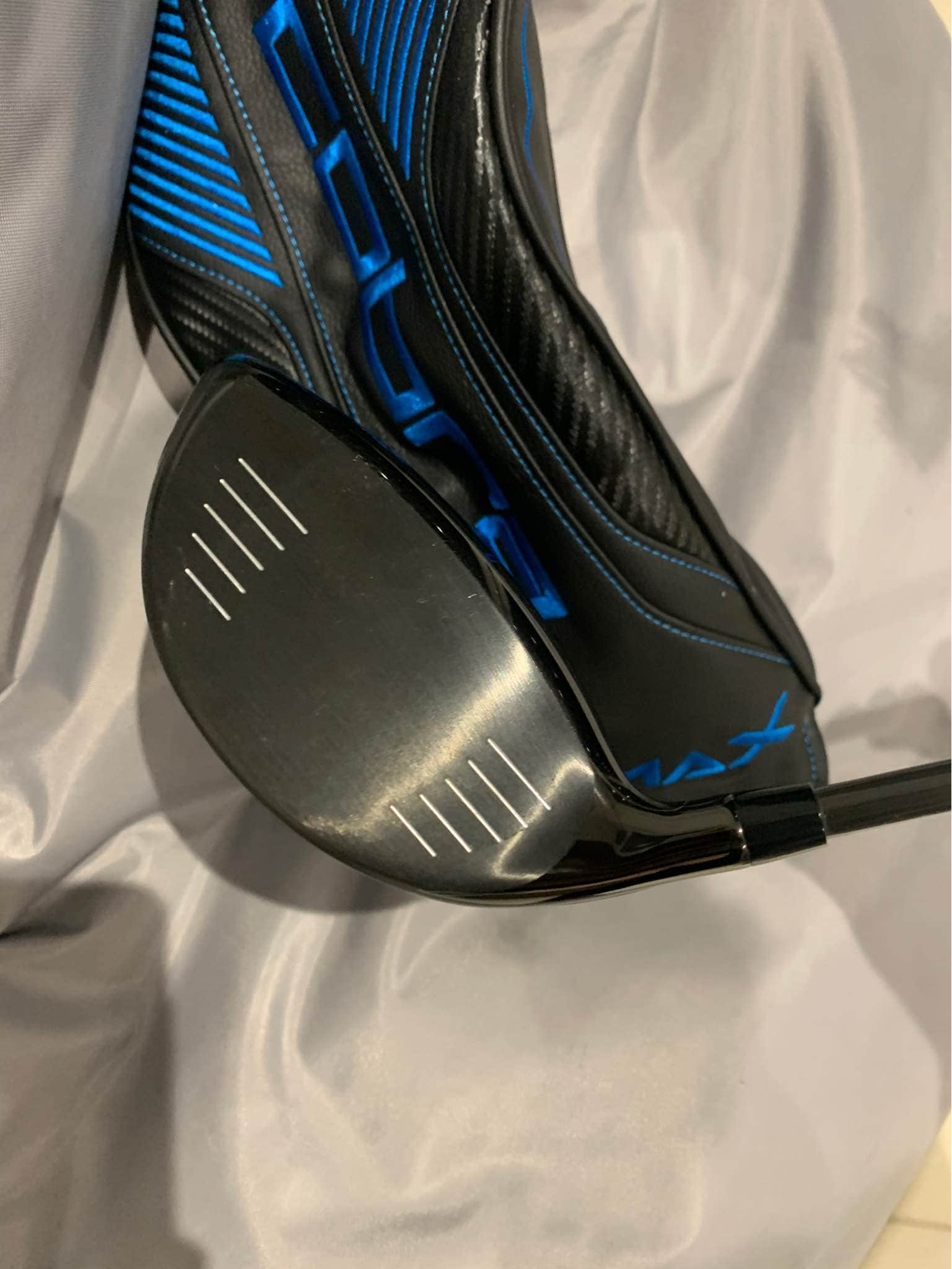 Cobra F-Max Airspeed Offset Driver face2