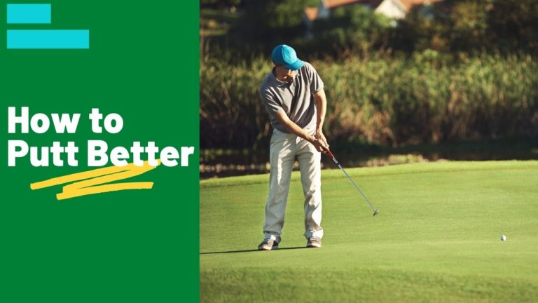 How to Putt Better: Putting Tips