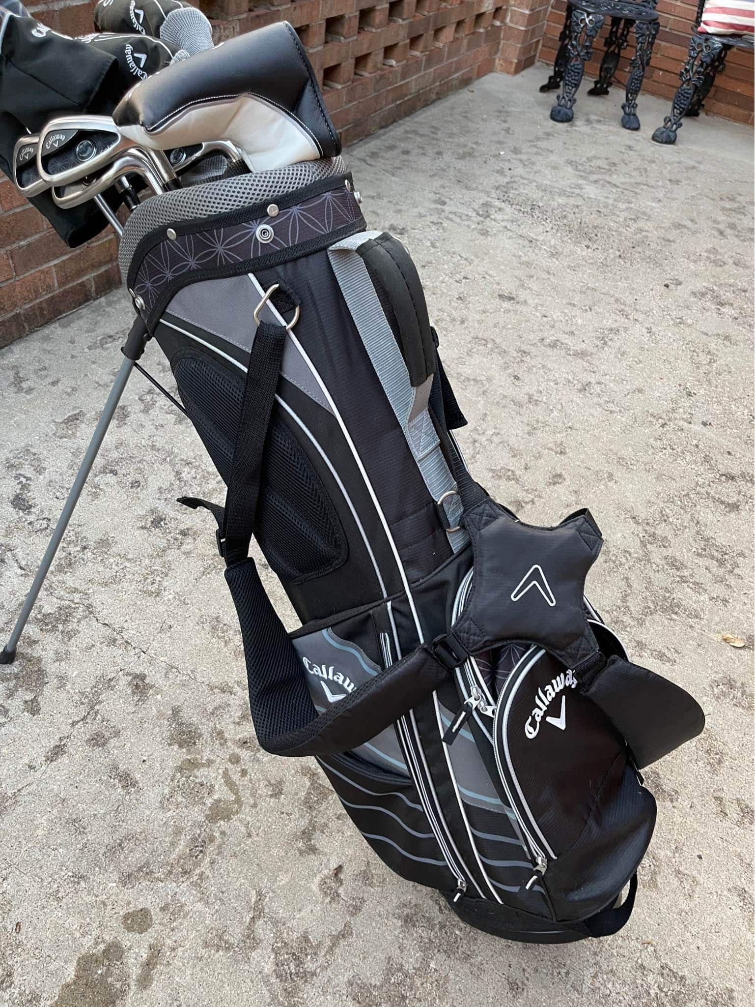 Callaway Solaire Golf Clubs