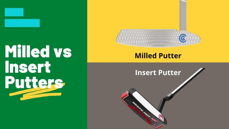Milled vs Insert Putters