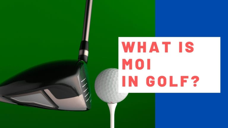 What is MOI in Golf?
